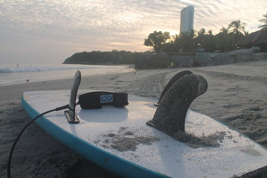 San Carlos, Panama: beach / surf