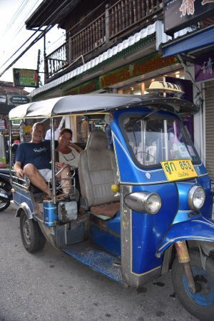 Best Tuk Tuk Tours