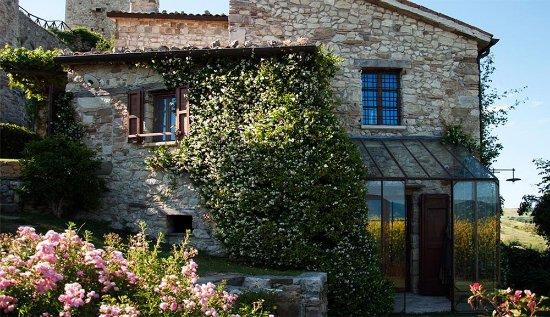 Petrella Guidi Lodge & Historical Hideaway: Casa Maestra (main house of the property).