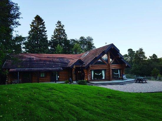 Нети-Бридж, UK: Mountain Bear Lodge