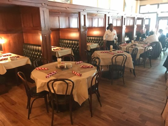 Picture of ted 39 s montana grill arlington for Ted s fish fry menu