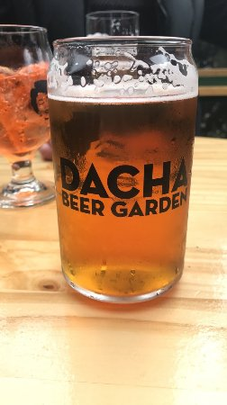 Dacha Beer Garden Washington Dc Restaurant Reviews