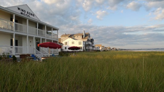 Beach Walk Oceanfront Inn Wind Song Motel Must Be An Older Name As This