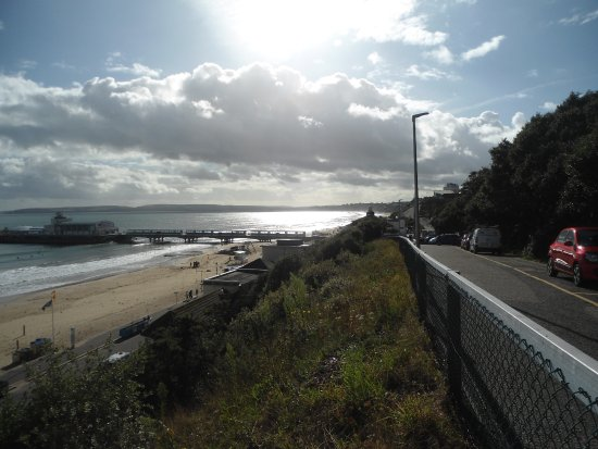 Ocean Beach Hotel And Spa Eastcliffe Road To Bournemouth Pier
