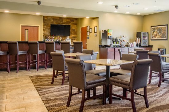Soda Springs, ID: The lounge is a perfect spot to relax at the end of a busy day.