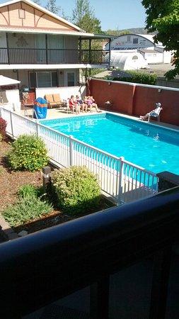แกรนจ์วิลล์, ไอดาโฮ: piscina