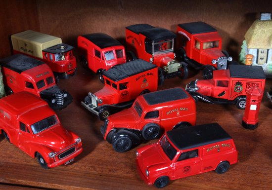 Cloverlands Model Car Collection