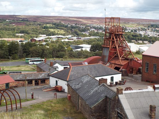 Blaenavon, UK: Big Pit