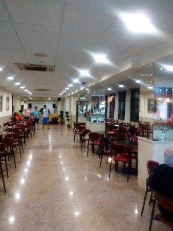 Quiet Bar Area