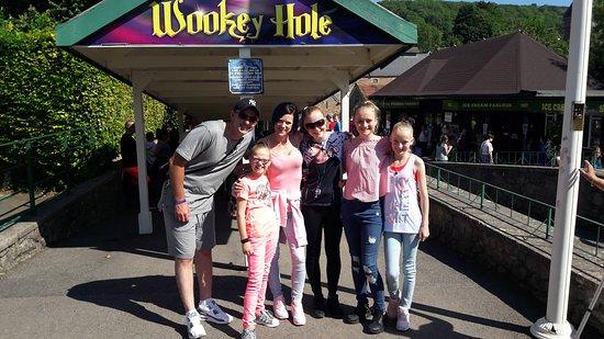 Wookey Hole, UK: 20170827_113350_large.jpg