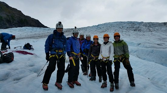 Exit Glacier Guides - Day Tours: Family Ice Climbing on Exit Glacier
