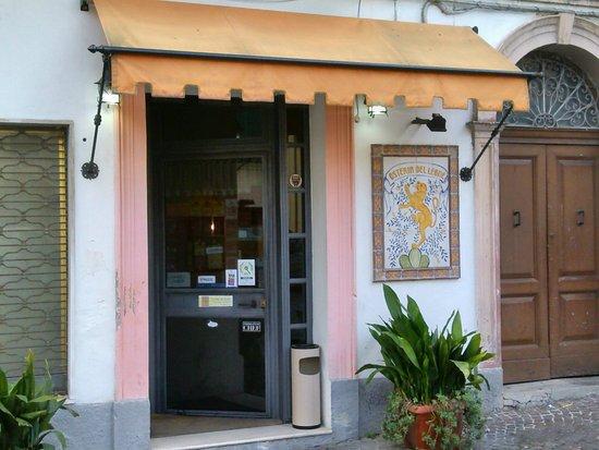 Penne, Italia: L'ingresso
