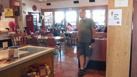 Bloomfield, New Mexiko: Roadside Restaurant