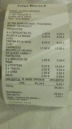 Guadarrama, Spanje: La dolorosa