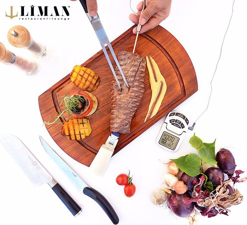 Liman Restaurant Lounge Club: from hand of the best chef ın the town
