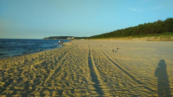 Plaża Lubiewo