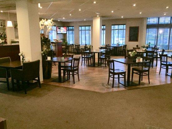 Een Deel Van Het Grote Restaurant Bild Von Fletcher Hotel