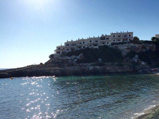 Cala Murada, สเปน: Beach