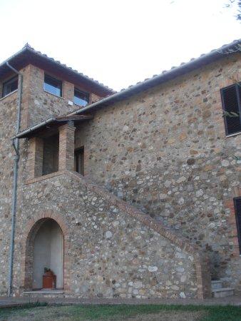 Quercegrossa, Italia: La Loggia - Villa Gloria