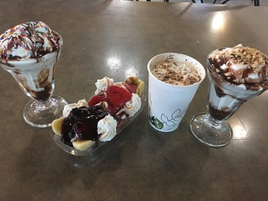 Watrous, Kanada: Ice Cream Treats