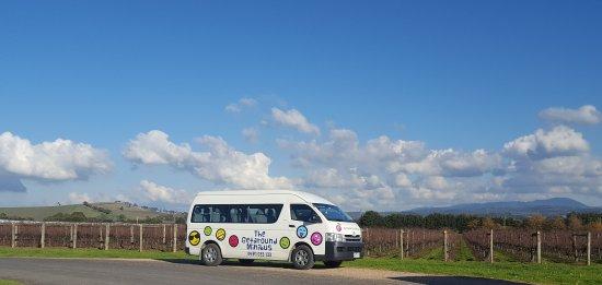 Healesville, Australia: The Getaround Minibus