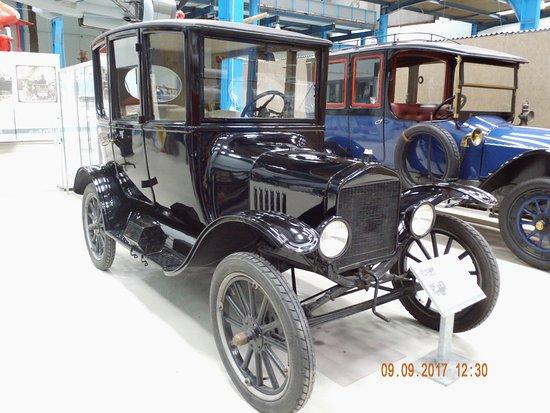 Danmarks Tekniske Museum: Ford T
