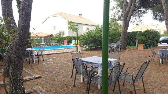 Skrip, Хорватия: giardino