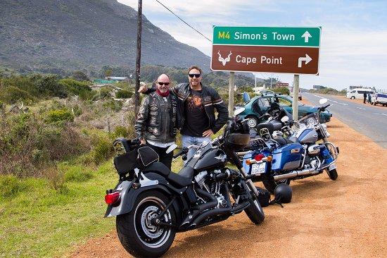 Camps Bay, Sudáfrica: Cape Point