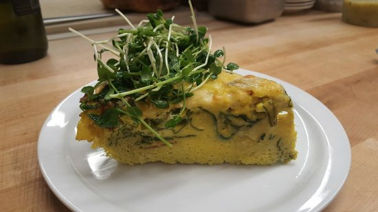 Clear Lake, IA: Our Brunch Frittata