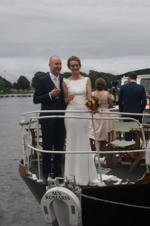 Athlone, Ireland: Wedding Cruise