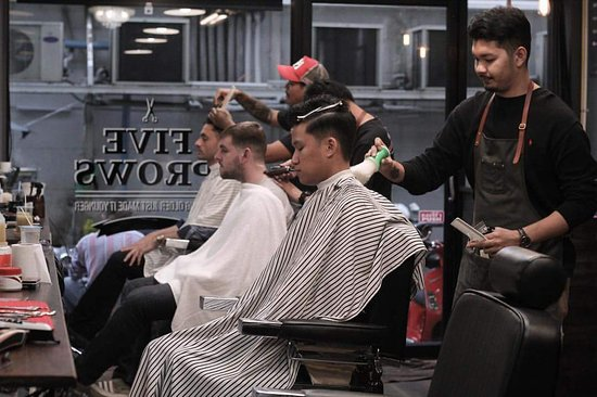 Fiveprows Barbershop