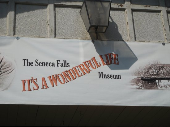 It 39 S A Wonderful Life Museum Tourist Attraction 32 Fall St In Seneca Falls Ny Tips And