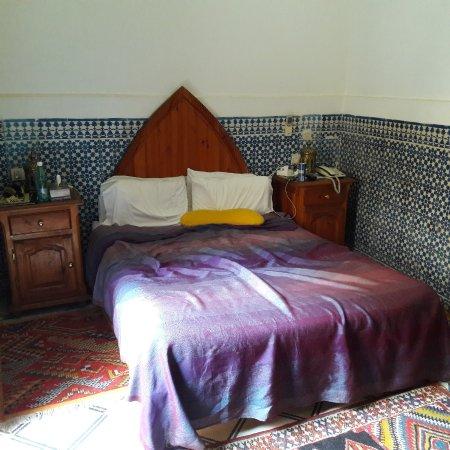 Riad Dar Sbihi Dz Mit 1 40 M Bett Es Gibt Auch Größere