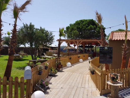 le jardin guinguettes et brochettes torreilles plage