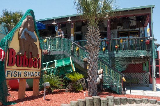 Bubba 39 s fish shack surfside beach menu prices for Bubbas fish shack