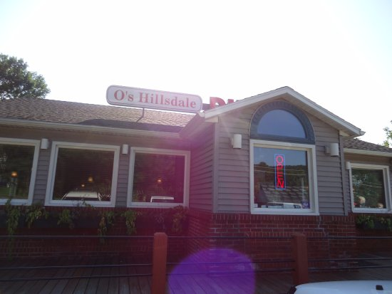 Hillsdale, Estado de Nueva York: Exterior