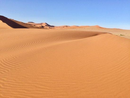 Windhoek, Namibia: The sand in Sossusvlei