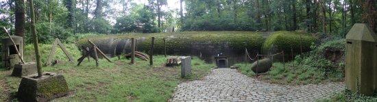Wilrijk, Belgium: Bunker Museum Antwerp.