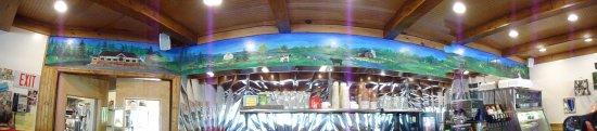 Hillsdale, NY: Panorama