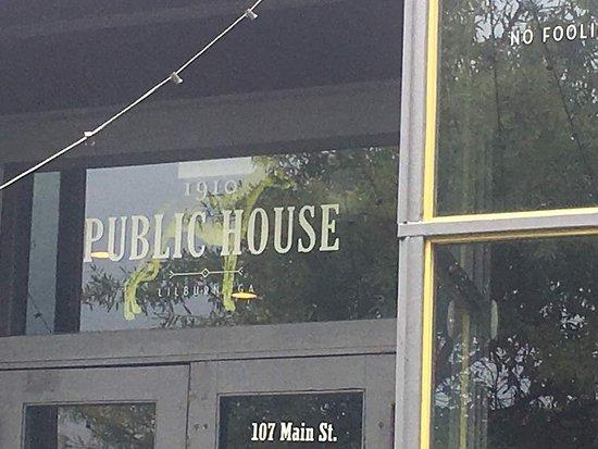 Lilburn, จอร์เจีย: Restaurant Entrance