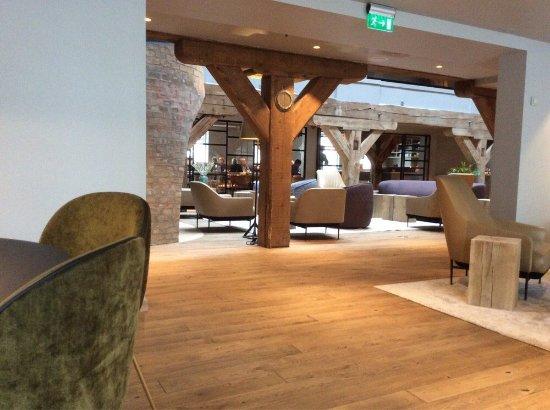 Hotel Brosundet: Lobby