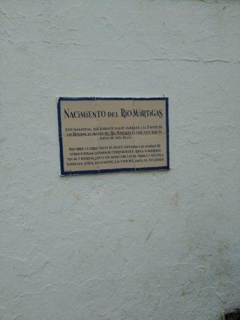 Fuenteheridos, España: Fuente de los Doce Caños