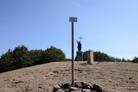 Gambarie, Włochy: Monte Montalto,la vetta piu' alta d'Aspromonte