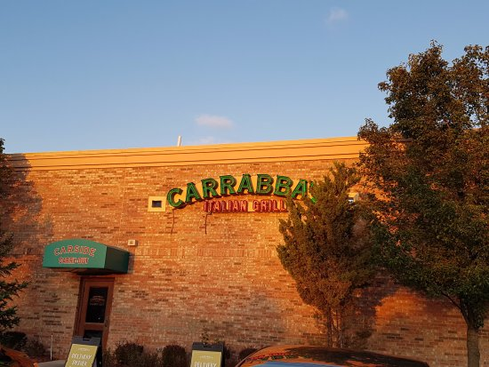 Carrabba's Italian Grill: Pic of restaurant