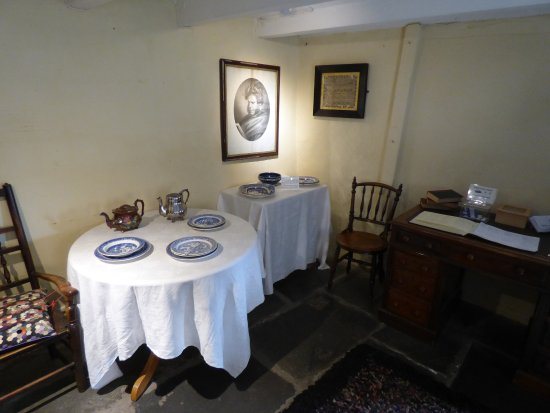 Cromarty, UK: The Dining Room