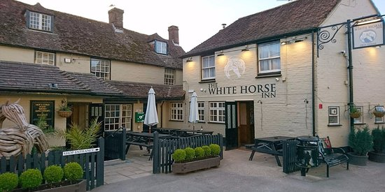 Blandford Forum, UK: The White Horse Inn