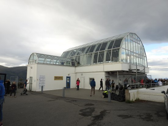 City Train Sightseeing : Observation Deck and Coffee Shop