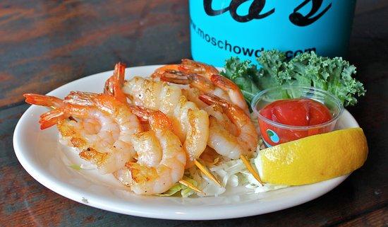 ออตเตอร์ร็อก, ออริกอน: Grilled Shrimp