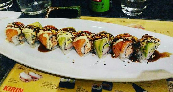 Kyo Japanese Restaurant: Sushi Kyò Special 👑 Stra consigliatissimo 😋