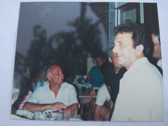 Manolis Taverna Restaurant: MEMORIES.